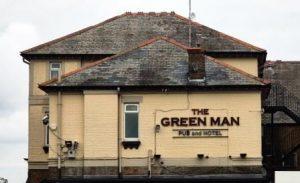 The Green Man Pub & Hotel, Wembley